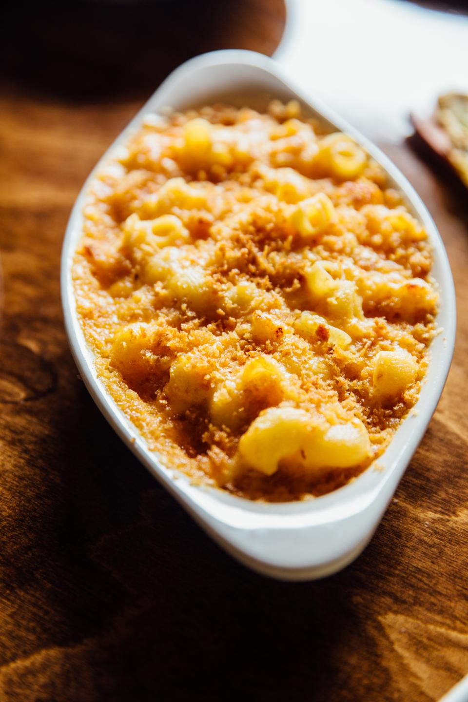 L Woods Mac and Cheese