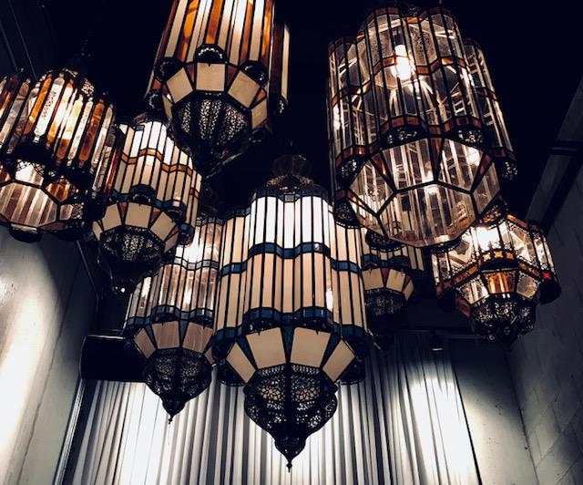 Aba lanterns