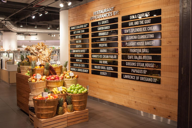 Foodease interior