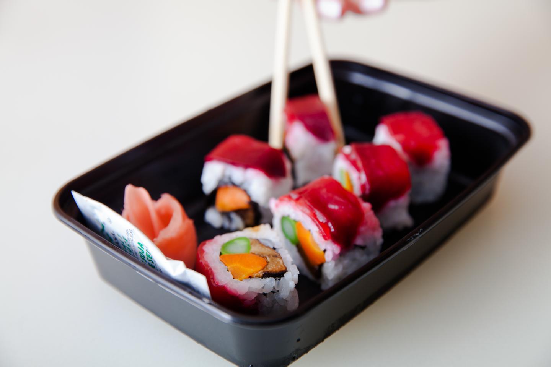 Sushi at Foodease