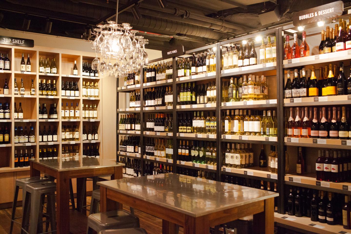Wine Shop at Foodease