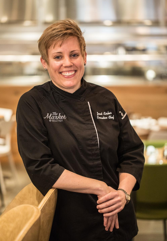 Chef Janet Kirker headshot