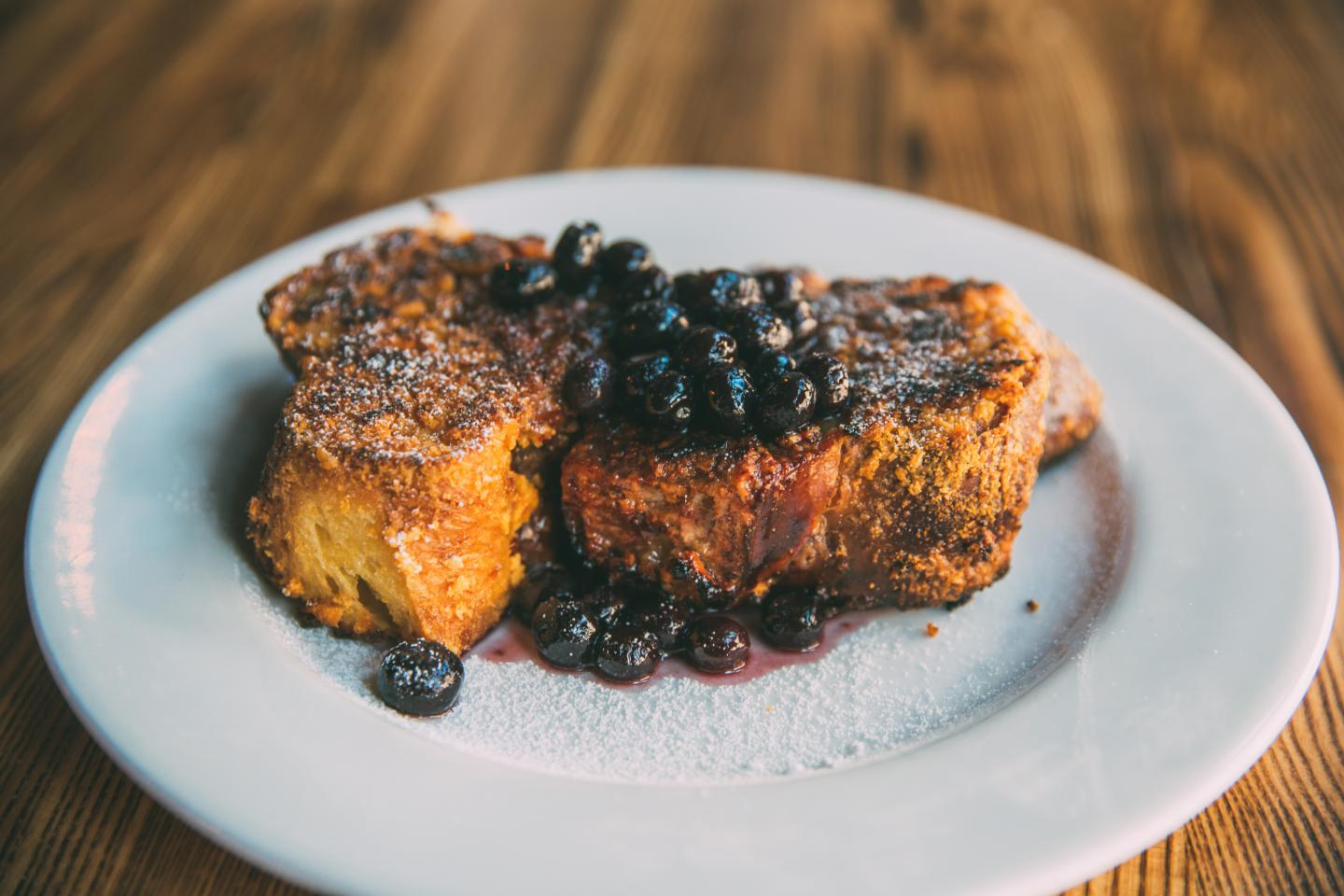 Oyster Bah french toast