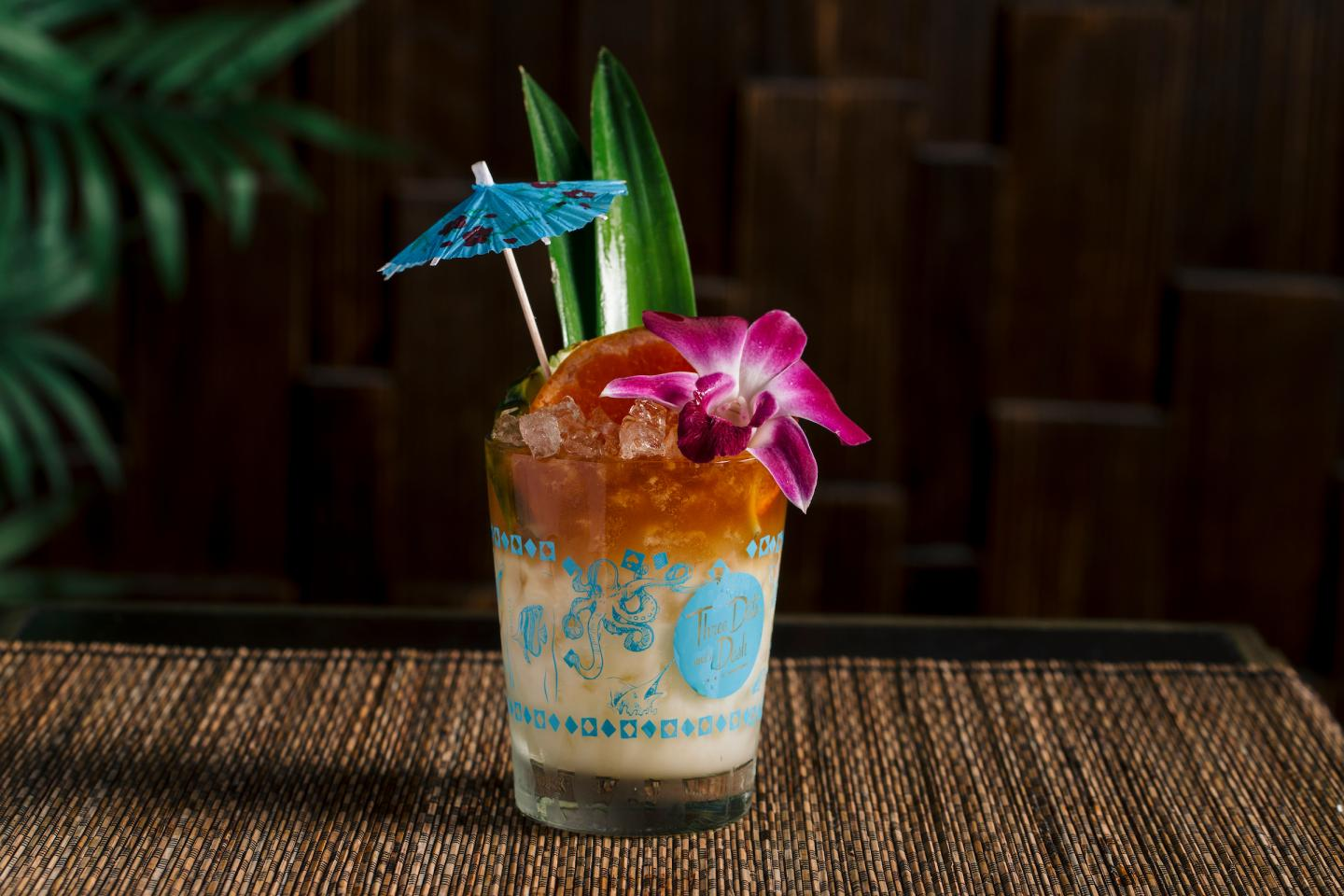 Three Dots Mai Tai