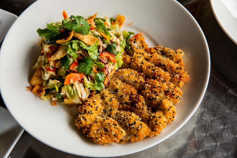 Tokio Pub Sesame Chicken Salad