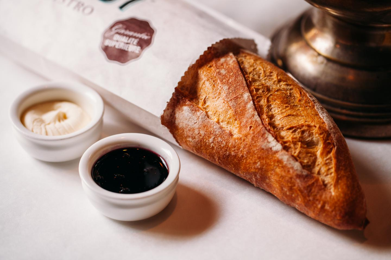 Mon Ami Gabi French Bistro Bread