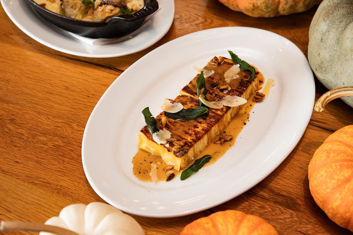 Saranello's 100 Layer Butternut Squash Lasagna