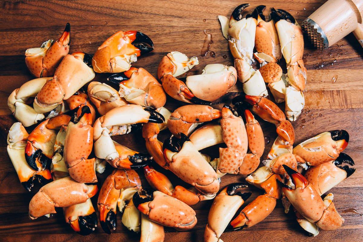 Stone Crab and Joe's