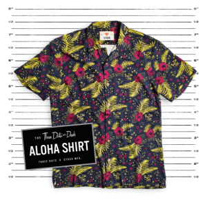 Aloha Shirt from Three Dots and a Dash