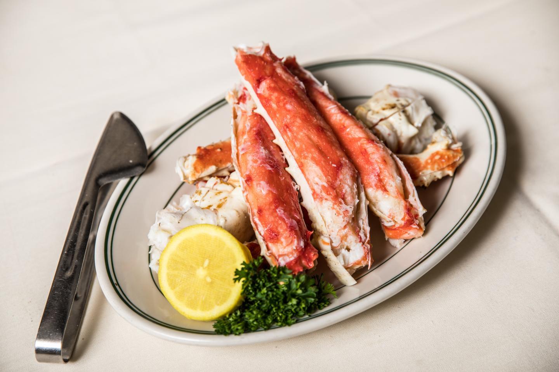 Joes Alaskan King Crab