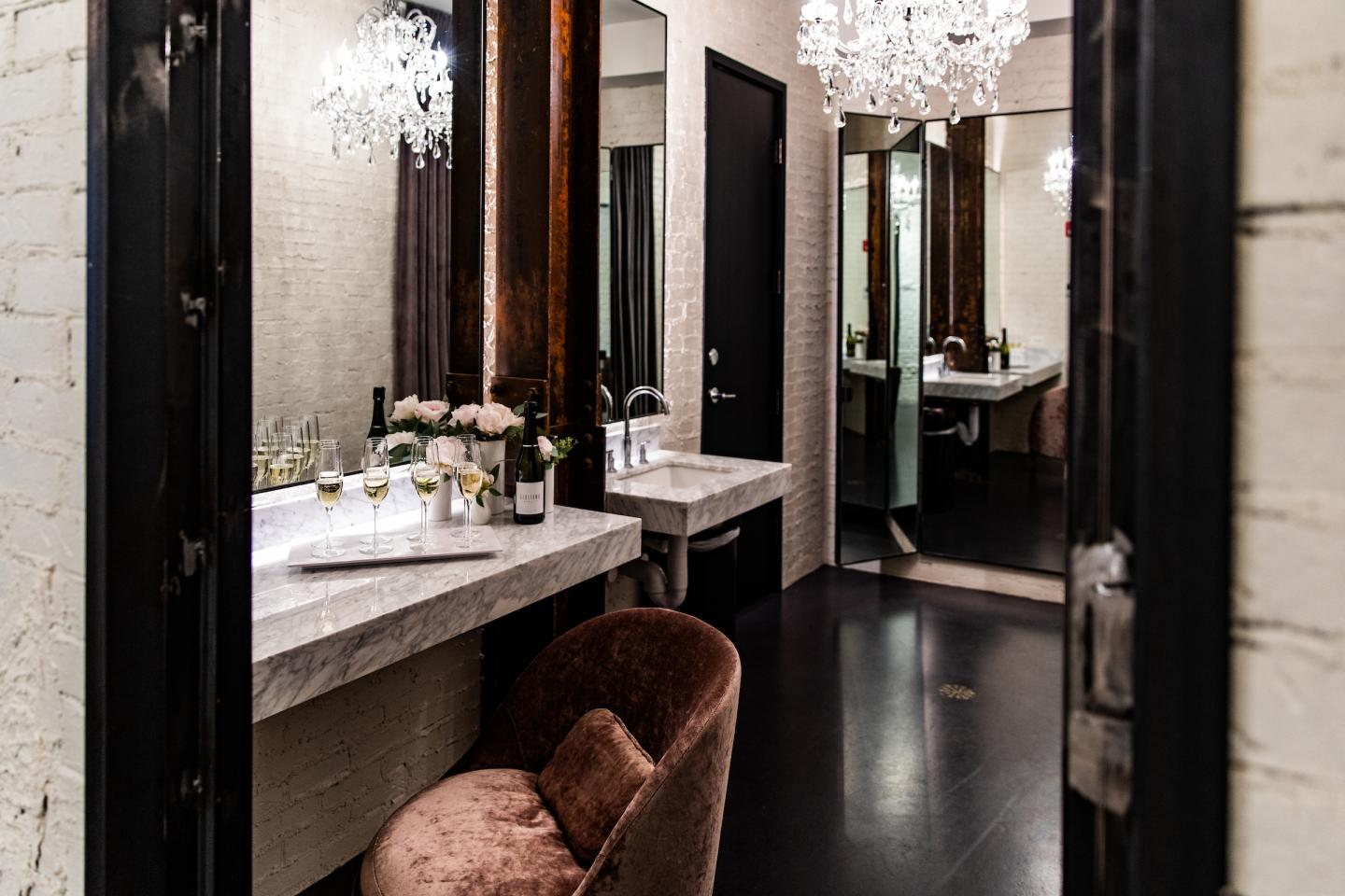 The Bridal Suite at the Dalcy