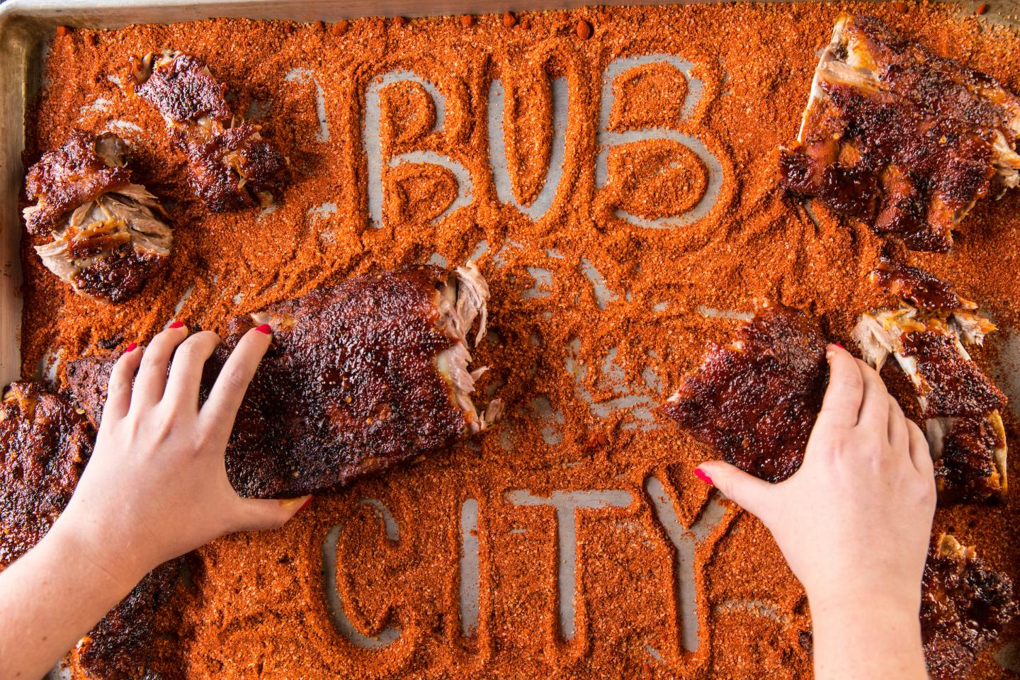 Dry Rub Ribs from Bub City