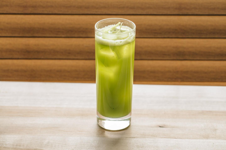 Celery Juice at Beatrix