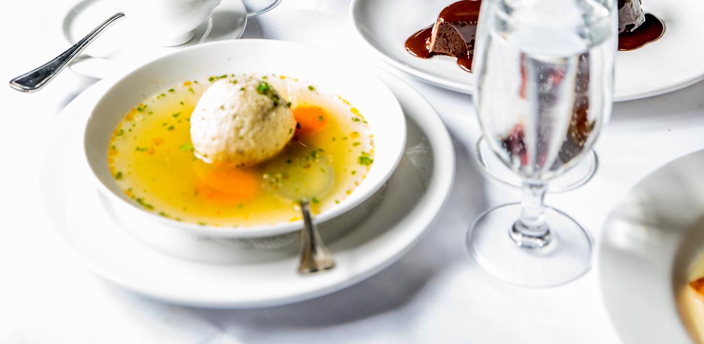 Celebrate Passover At Mon Ami Gabi Bethesda Lettuce Entertain You