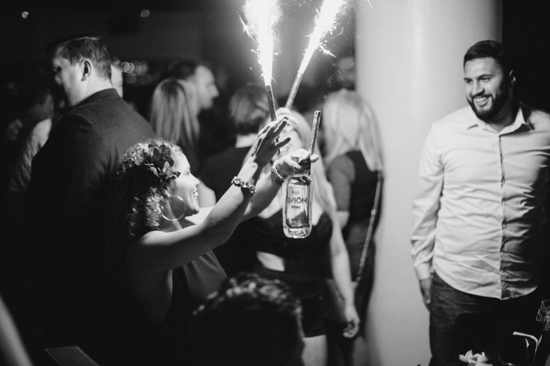 bottle service at vida 27 for your bachlorette party