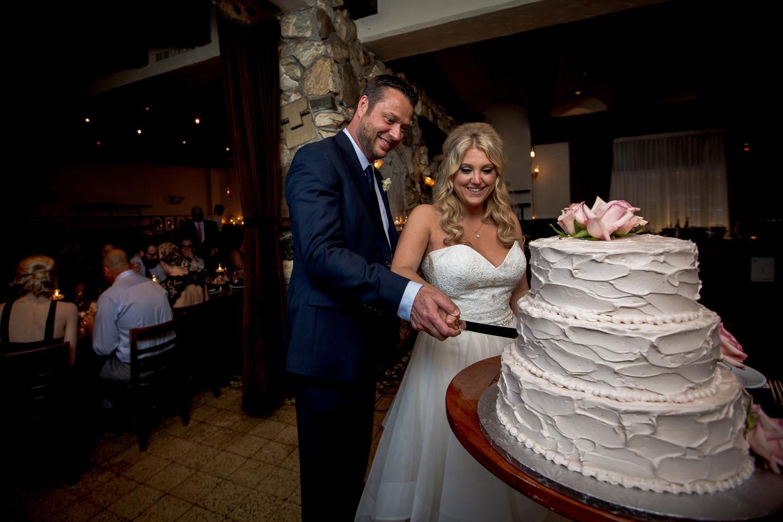 Osteria Via Stato Cake Cutting