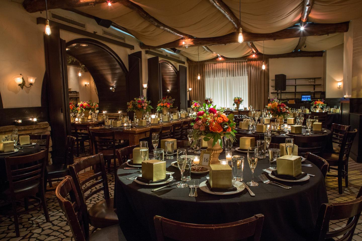 Osteria Via Stato Wedding Space