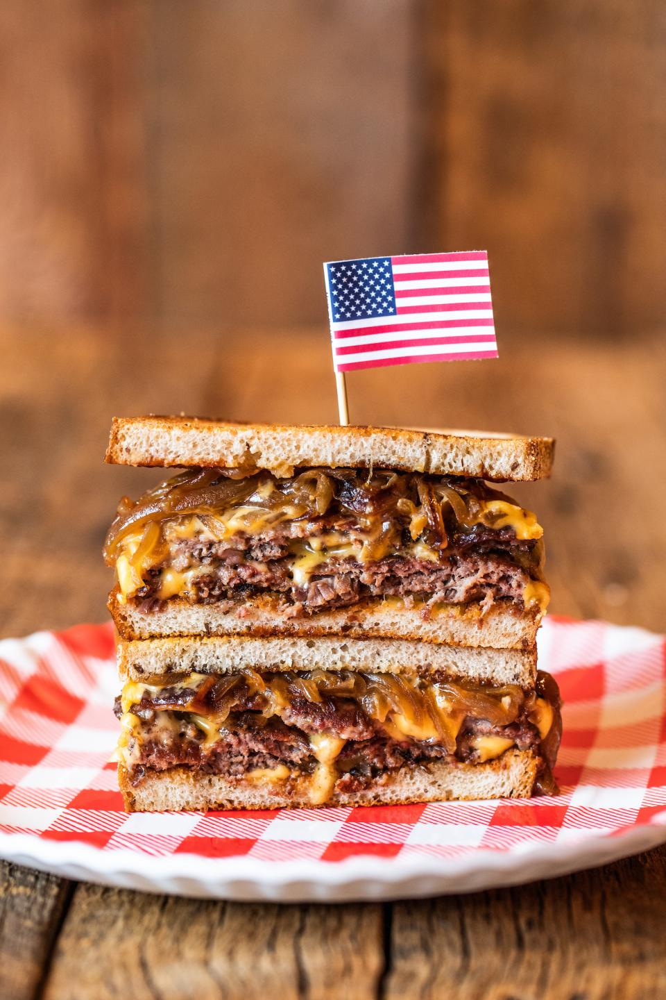 Bub City Patty Melt