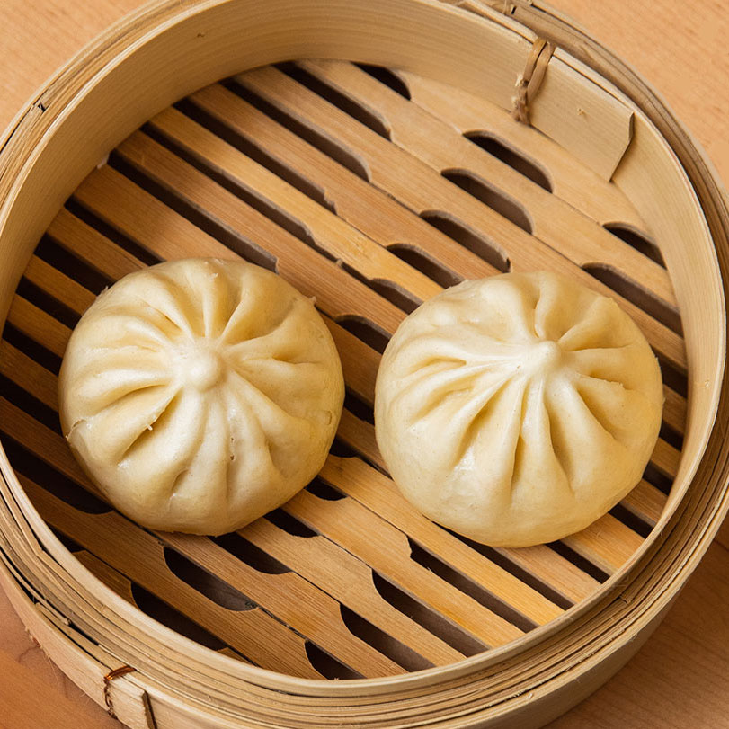Gluten Free Bao at Wow Bao 2 pack