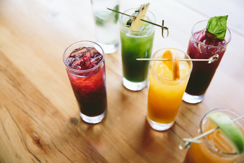 Juice at Beatrix