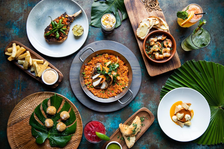 """Puerto Cerrados """"Closed Door"""" Dinner with Chef Cory Morris at Nacional 27"""