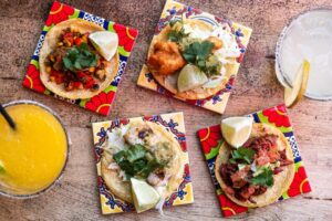 Tacos at El Segundo