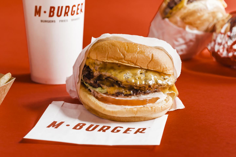 M Burger New Logo 2