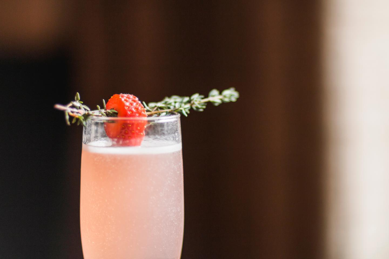 Osteria Via Stato Stella Rosa Spring Cocktail