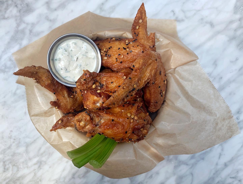 Aba Crispy Chicken Wings