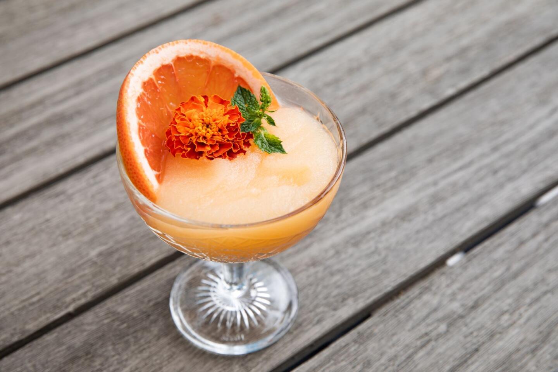 Aba life on freezy street cocktail