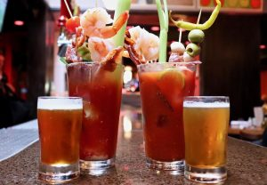 Bloody Marys at CCBR