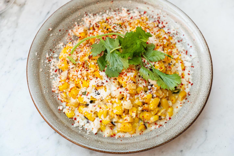 Elote Corn from Stella Barra
