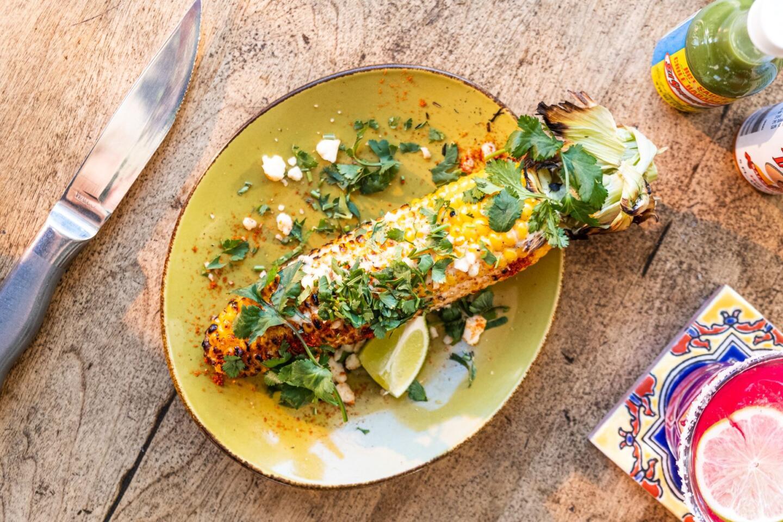 Corn from El Segundo Sol