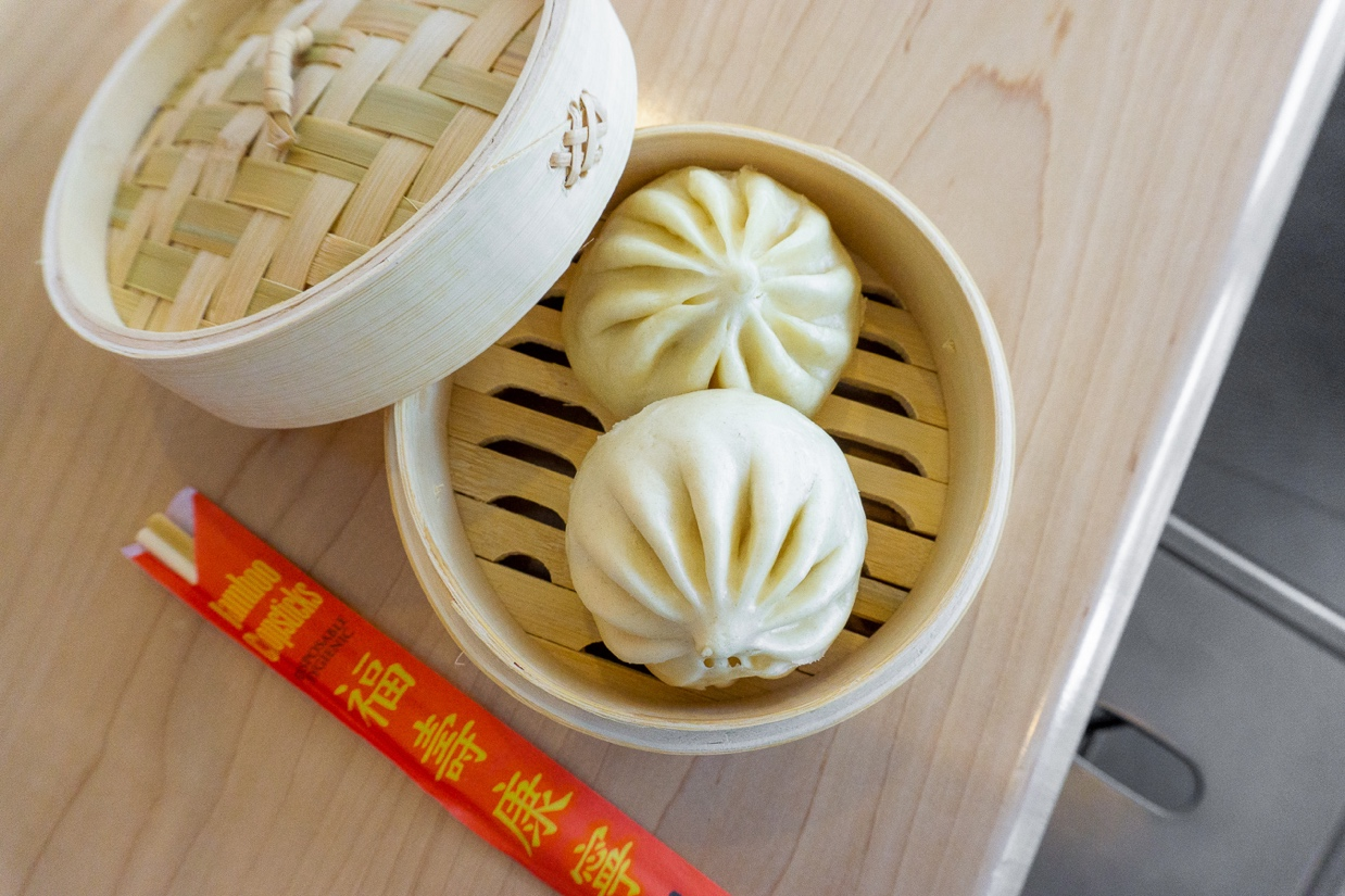 Wow Bao Gluten Free Bao