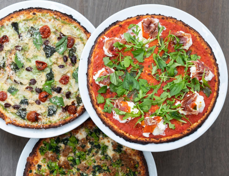 Pizzeria Portofino Pizzas