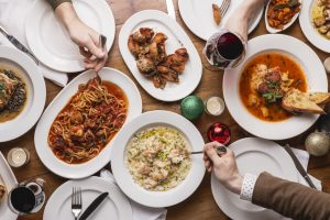 Feast of the Seven Fishes at Osteria Via Stato - Holiday Food Traditions