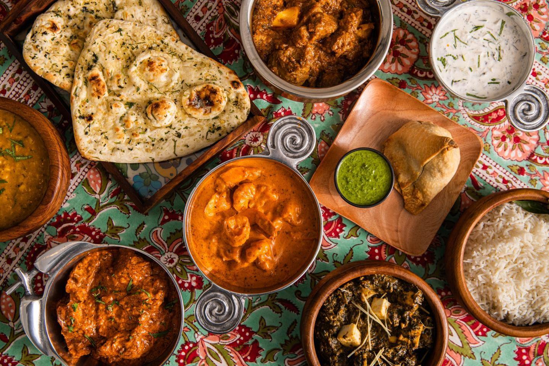 Padmas Curry Leaf food
