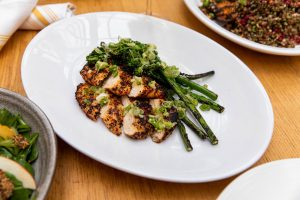 Wood-Grilled Gerber's Farm Chicken Breast