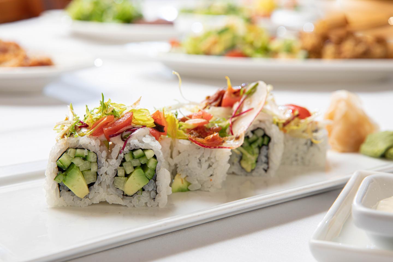 Shaw's sushi