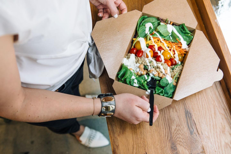 Beatrix MArket Salad