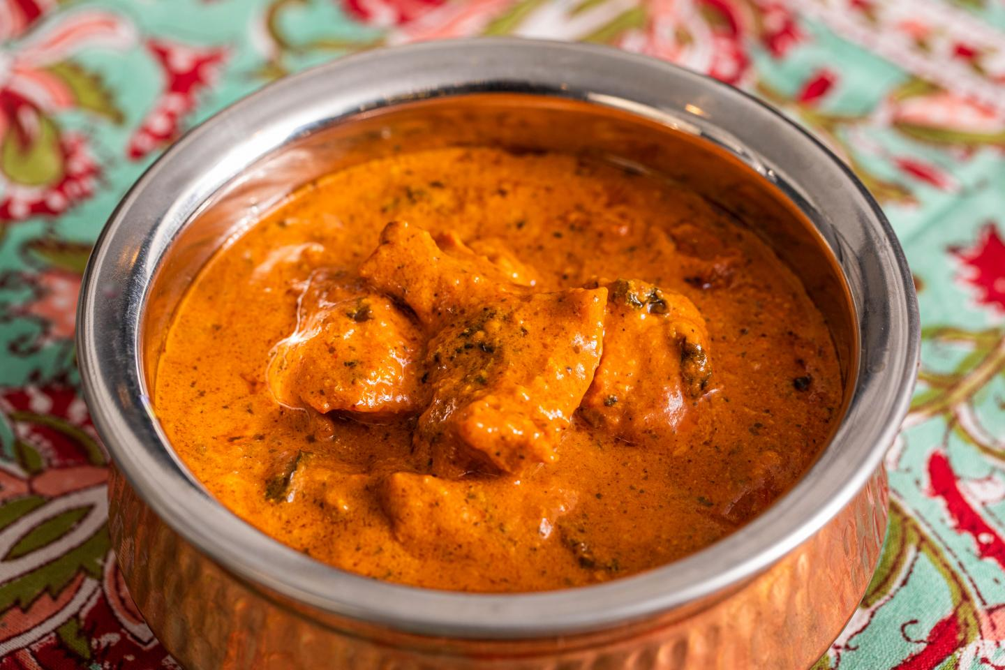 Butter Chicken from Padmas Curry Leaf