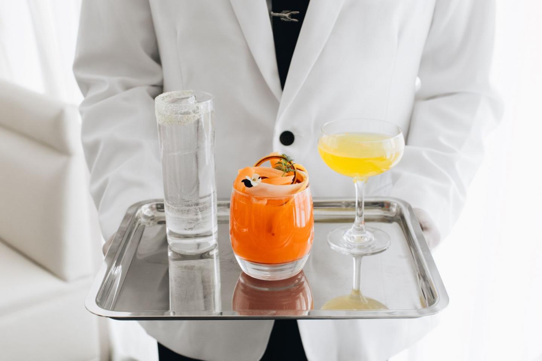 RPM Seafood cocktails