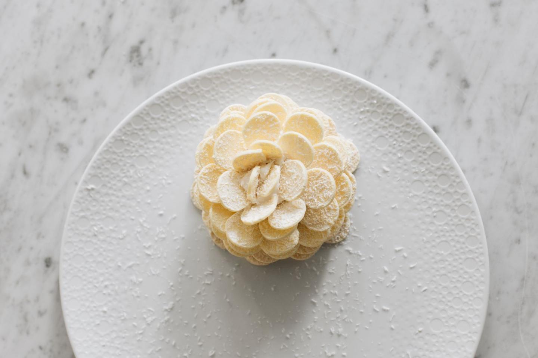 RPM seafood platinum coconut cake