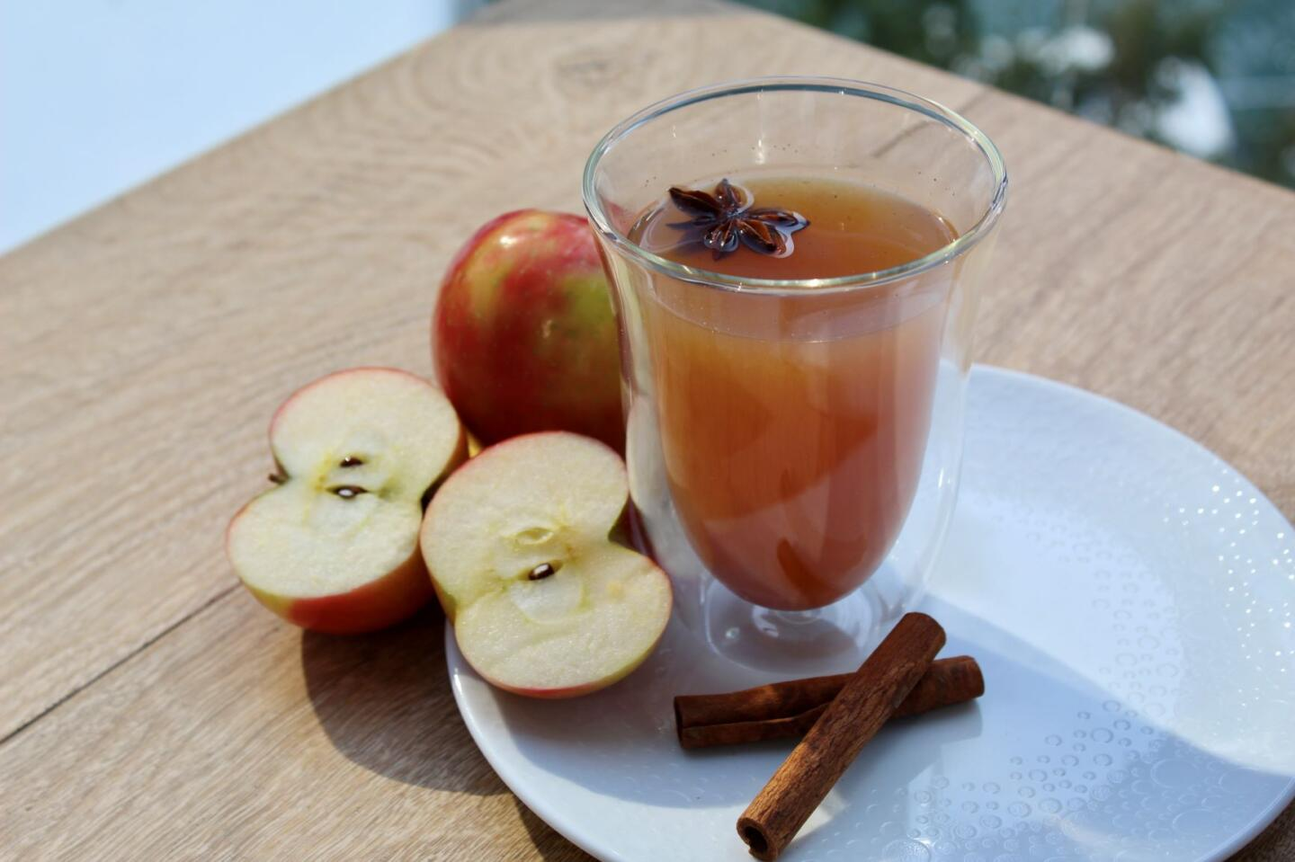 RPM SEafood Spiked Cider