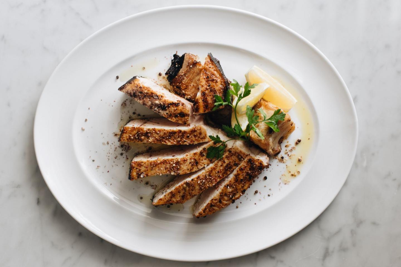 swordfish ribeye from rpm seafood