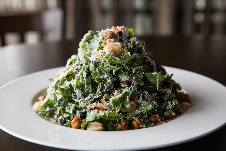 Kale Salad from Saranellos