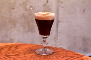 Beatrix's Irish Americano