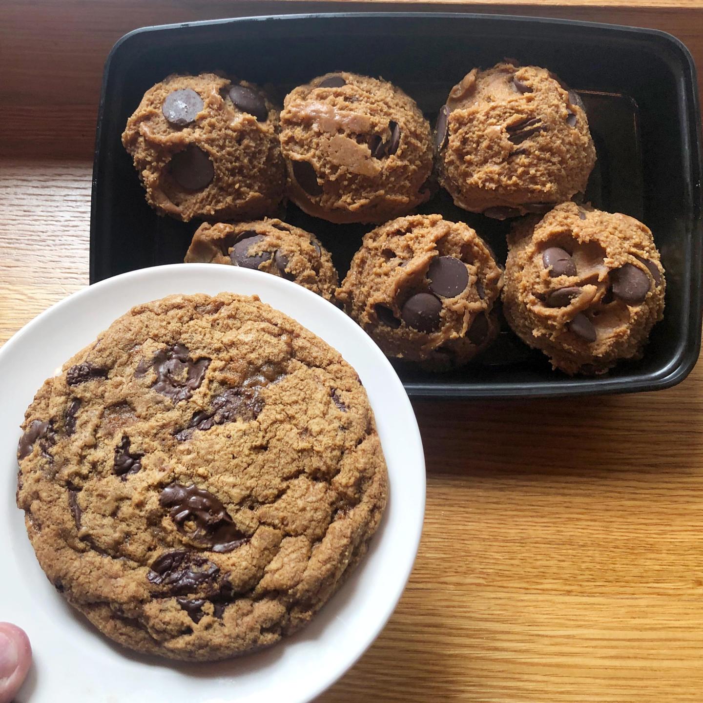 Beatrix Cookie Dough