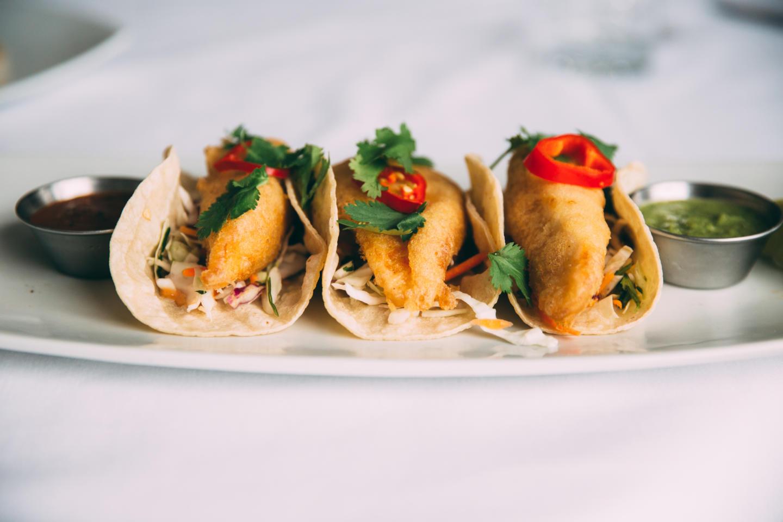 Shaw's Yucatan tacos