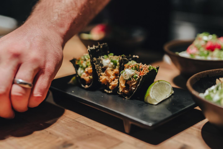 Sushi San Tako Taco